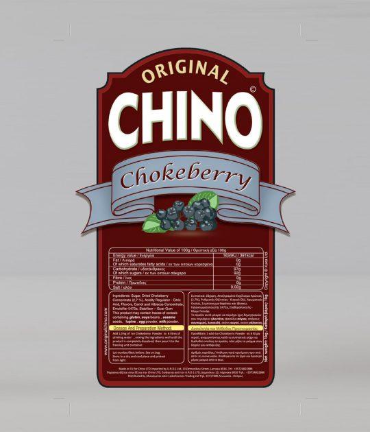 Chokeberry Granita Chino Powder