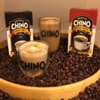 chino filter coffee double walled glasses