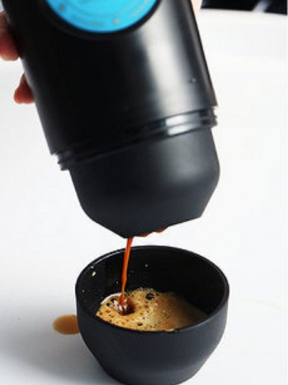 Portable Electric Mini Espresso Machine
