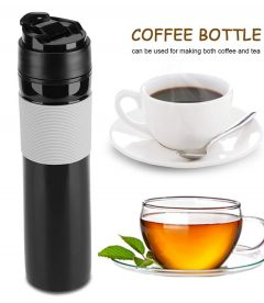 Portable French Press Coffee Maker