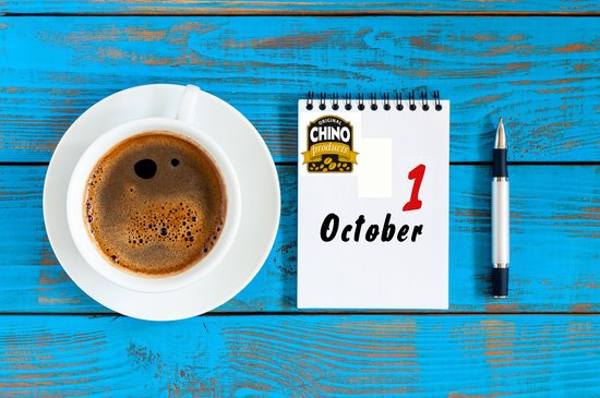 October 1st is coffee day in Cyprus