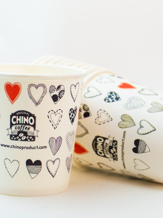 Chino paper cup 4oz