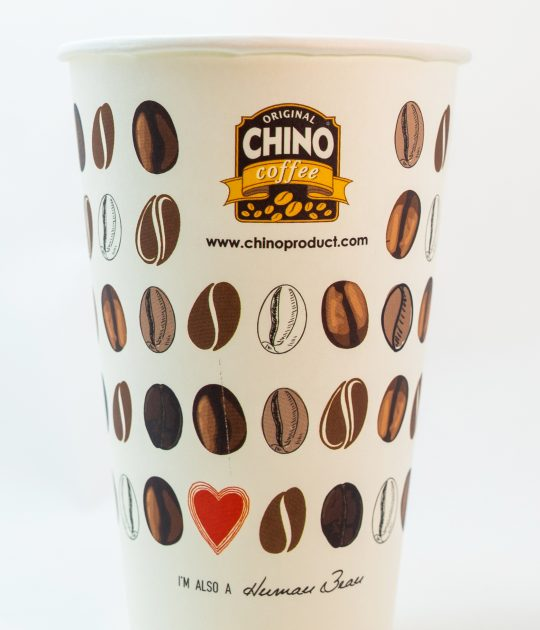 Chino paper cup 8oz