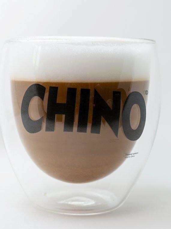 Glass Cappuccino Mug