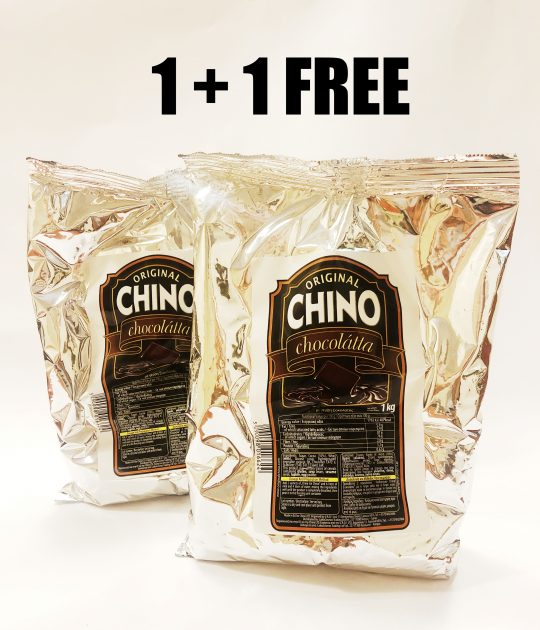 Chocolate Granita Powder 1 + 1 Free
