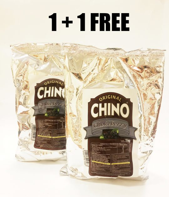 Chokeberry Granita Powder 1 + 1 Free