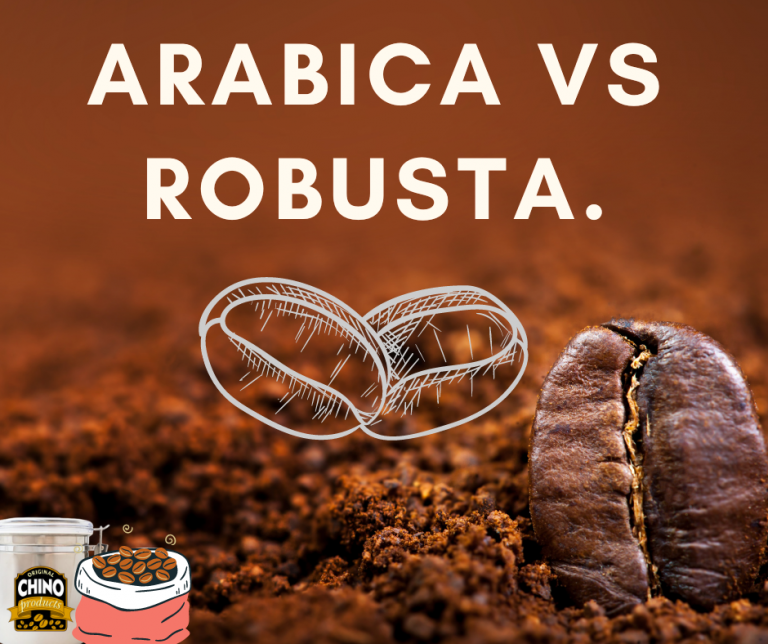 Arabica Chino Coffee Cyprus